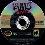 Resident Evil 3: Nemesis GameCube disc (GLEE08)