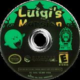 Luigi's Mansion GameCube disc (GLME01)