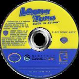 Looney Tunes:Back in Action GameCube disc (GLNE69)