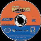 Finding Nemo GameCube disc (GNEE78)