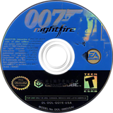 007: NightFire GameCube disc (GO7E69)