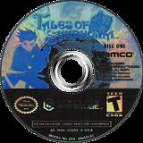 Tales of Symphonia GameCube disc (GQSEAF)