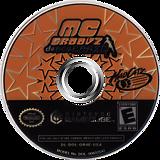 MC Groovz Dance Craze GameCube disc (GR4EMZ)