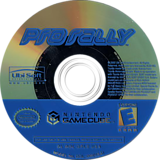 Pro Rally GameCube disc (GRLE41)