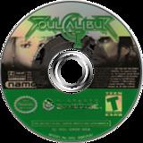 SoulCalibur II GameCube disc (GRSEAF)
