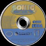 Sonic Mega Collection GameCube disc (GSOE8P)