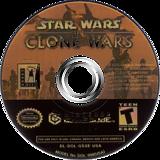 Star Wars: The Clone Wars GameCube disc (GSXE64)