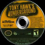 Tony Hawk's Underground GameCube disc (GTDE52)