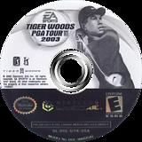 Tiger Woods PGA Tour 2003 GameCube disc (GTIE69)