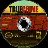 True Crime: Streets of LA GameCube disc (GTLE52)