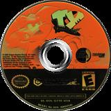Ty the Tasmanian Tiger GameCube disc (GTYE69)