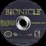 Bionicle Heroes GameCube disc (GVHE4F)