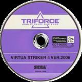 Virtua Striker 4 Ver.2006 CUSTOM disc (GVS46E)