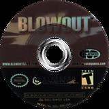 Blowout GameCube disc (GWOE5G)