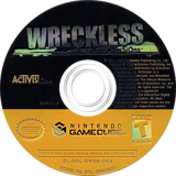 Wreckless: The Yakuza Missions GameCube disc (GWQE52)