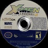 X-Men Legends II: Rise of Apocalypse GameCube disc (GX2E52)
