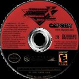 Mega Man X: Command Mission GameCube disc (GXRE08)