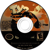Ty the Tasmanian Tiger 2: Bush Rescue GameCube disc (GYTE69)