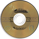 The Legend of Zelda: The Wind Waker GameCube disc (GZLE01)