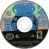 Wario Ware Inc.: Mega Party Game$! GameCube disc (GZWE01)