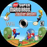 New Super Mario Bros. Wii:Hellboy Edition CUSTOM disc (HBWE01)