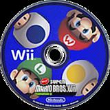 Newer Super Mario Bros. Wii CUSTOM disc (KMNE03)