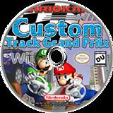 Mario Kart: Track Grand Priix CUSTOM disc (MDUE01)