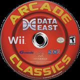 Data East Arcade Classics Wii disc (R26E5G)