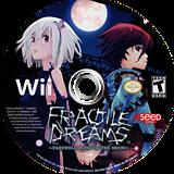 Fragile Dreams: Farewell Ruins of the Moon Wii disc (R2GEXJ)