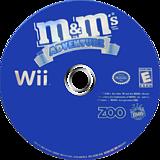 M&M's Adventure Wii disc (R2ME20)