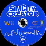 SimCity Creator Wii disc (R4CE69)