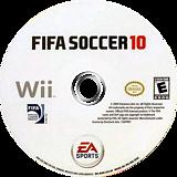 FIFA Soccer 10 Wii disc (R4RZ69)
