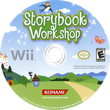Storybook Workshop Wii disc (R4VEA4)
