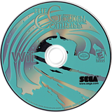 The Golden Compass Wii disc (R5AE8P)