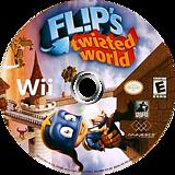 Flip's Twisted World Wii disc (R5DE5G)