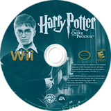 Harry Potter and the Order of the Phoenix Wii disc (R5PE69)