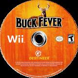 Buck Fever Wii disc (R65ENR)