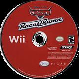 Cars Race-O-Rama Wii disc (R6OE78)