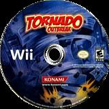 Tornado Outbreak Wii disc (R6TEA4)