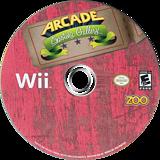 Arcade Shooting Gallery Wii disc (R74E20)