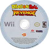 Dragon Ball: Revenge of King Piccolo Wii disc (R7GEAF)