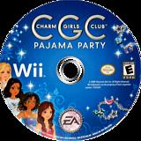 Charm Girls Club: Pajama Party Wii disc (R7IE69)