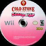 Cold Stone Creamery: Scoop It Up Wii disc (R7NE20)
