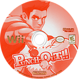 Punch-Out!! Wii disc (R7PE01)