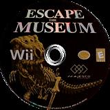Escape the Museum Wii disc (R7SE5G)