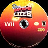 Dream Dance & Cheer Wii disc (R86E20)