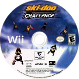 Ski-Doo: Snowmobile Challenge Wii disc (R87EVN)
