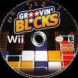 Groovin' Blocks Wii disc (R9KE20)