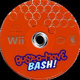 Bust-a-Move Bash! Wii disc (RBME5G)