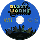 Blast Works: Build, Trade, Destroy Wii disc (RBRE5G)